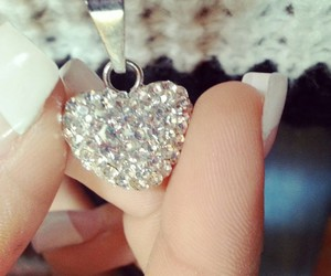 boyfriend, heart, and nails image