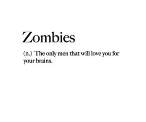 zombies and brain image