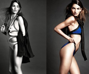 beauty, Lily Aldridge, and sexy image