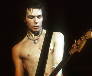 70s, punk rock, and sid vicious image