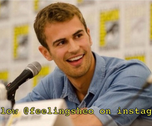 follow, theo, and divergent image