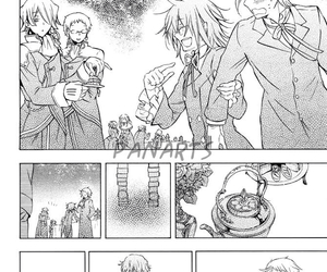 manga, pandora hearts, and alice image