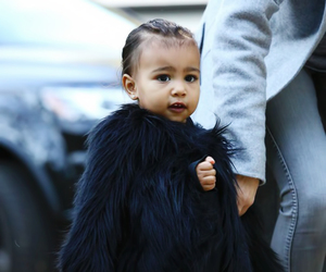 north west and kim kardashian image