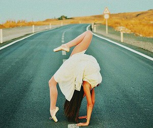ballet, dance, and road image