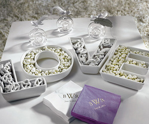 love, wedding, and white image