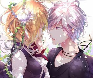 anime, diabolik lovers, and subaru image