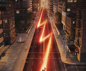 cw, dc comics, and the flash image