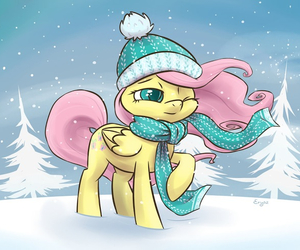 mlp fim, MLP, and fluttershy image