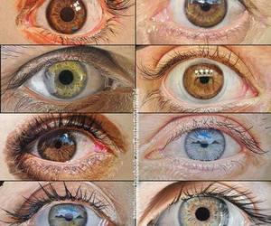 eyes, amazing, and art image