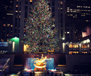 beautiful, christmas, and city image