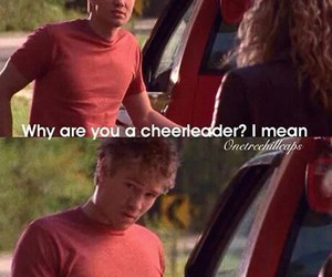 Basketball, cheer, and one tree hill image