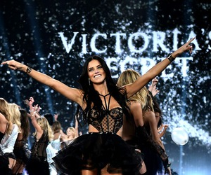girl, Victoria's Secret, and Adriana Lima image
