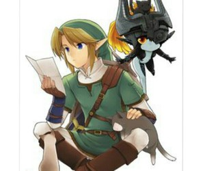 cats, link, and the legend of zelda image