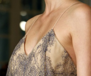 camisole, delicate, and lace image
