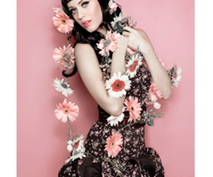 katy perry, flowers, and katy image