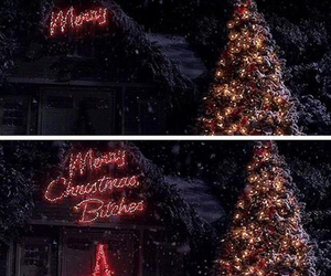 pretty little liars, christmas, and -a image