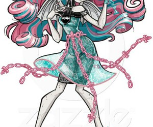 mh, rochelle, and monster high image