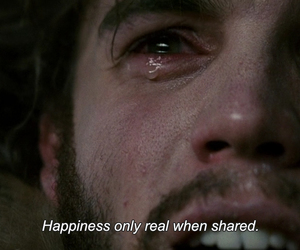 happiness, quotes, and into the wild image