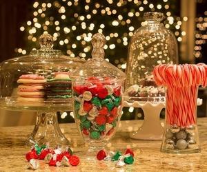 christmas and candy image