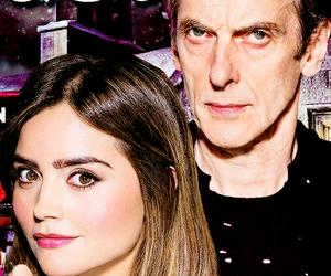 doctor who, last christmas, and clara oswald image