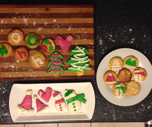 baking, beanie, and biscuits image