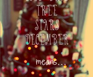 december, christmas, and lights image