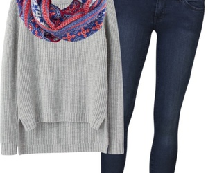 clothes, jacket, and pants image