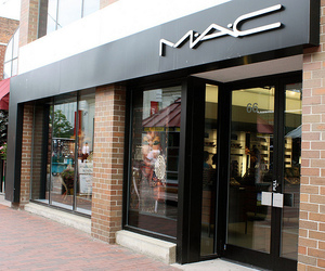 mac, makeup, and store image