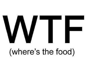 eat, food, and fun image