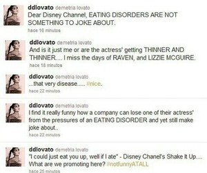 cookie, demi, and disorders image