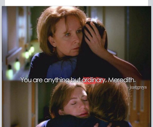 meredith grey, grey's anatomy, and ellis grey image