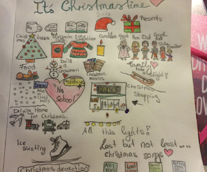 christmas, drawing, and favourite image