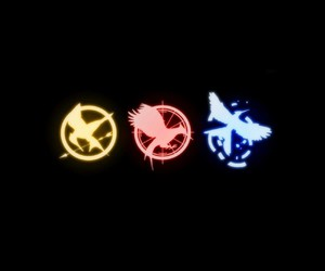 catching fire, the hungergames, and mockingjay 1 2 image