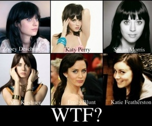 wtf, katy perry, and katie featherston image
