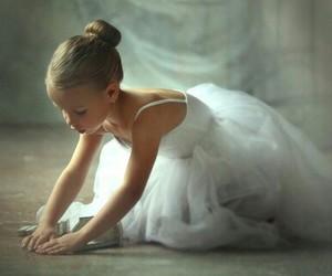ballerina, beautiful, and photo image
