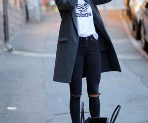 fashion, adidas, and style image