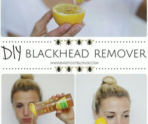 diy, beauty, and lemon image