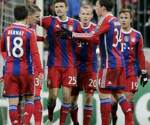 handsome, OMG, and bayern munchen image