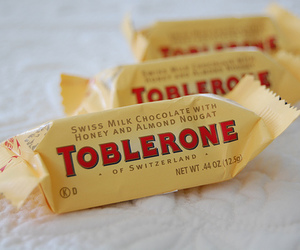chocolate, toblerone, and food image