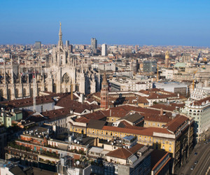 milan, europe, and italy image