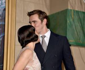 lee pace, evangeline lilly, and the hobbit image