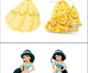 disney, princesses, and funny image
