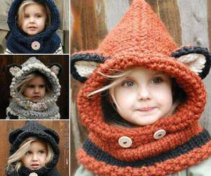 winter and crochet image