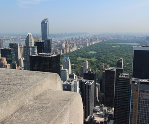 america, Central Park, and new york image