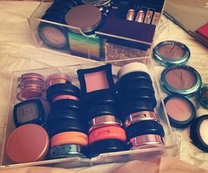 mac, makeup, and maquillaje image