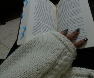 book, cold, and perfect moment image