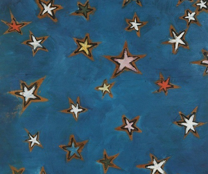 1912, blue, and stars image