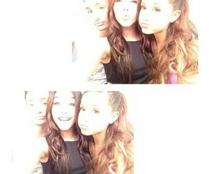 madison beer, ariana grande, and frankie grande image