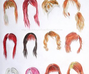 hair, hayley williams, and hayley image
