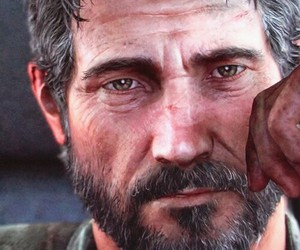Joel, the last of us, and ps3 image
